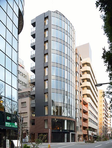 商業ビル設計事例1