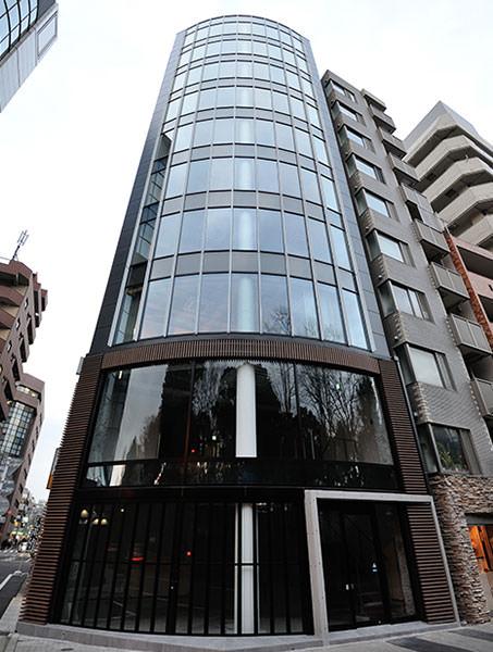 商業ビル設計事例2