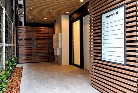 商業ビル設計事例3