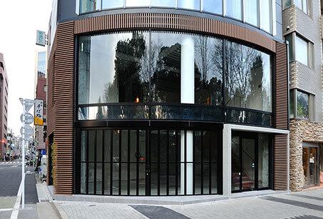 商業ビル設計事例4