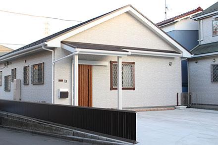 一戸建て住宅3