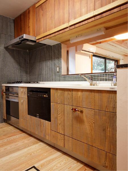 キッチン事例2